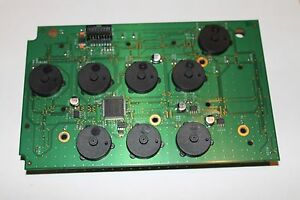 Front Panel Board Tektronix Tps2012 Oscilloscope 679 5744 xx