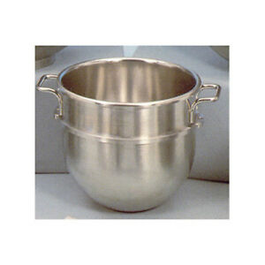 Stainless steel Mixer Bowl 30qt For Hobart 30qt Mixer
