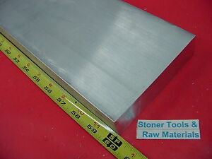1 2 X 6 Aluminum 6061 Flat Bar 60 Long 50 Solid T6511 Plate Mill Stock