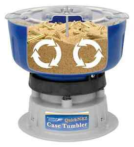 Frankford Arsenal Quick-n-Ez Brass Case Casing Tumbler 223 Free Shipping New