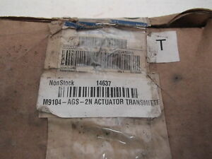 Johnson Controls Electric Actuator 35 In lb 35 To 125 M9104 ags 2n