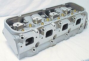 Renegade Bare Cylinder Head 11980b 320cc Aluminum 115cc Rectangle Port For Bbc