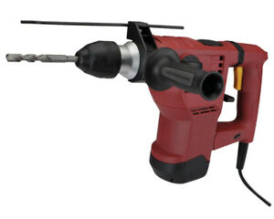 1 1 2in Sds Heavy Duty Electric Rotary Hammer Drill Variable Speed Concrete Work
