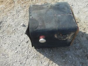 Allis Chalmers 180 185 Fuel Tank Item 854