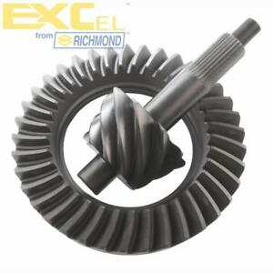 Excel Differential Ring And Pinion F9411 4 11 Ford 9 For Ford