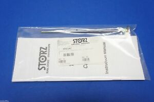 Karl Storz 30114c Trocar With Pyramidal Tip 3 5mm X 10cm
