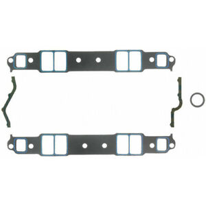 Fel Pro Intake Manifold Gasket Set 1206 Composite W Printoseal For Chevy Sbc