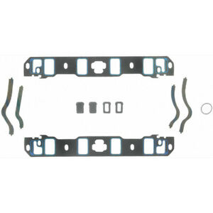 Fel Pro Intake Manifold Gasket Set 1250 Composite W Printoseal For Ford Sbf