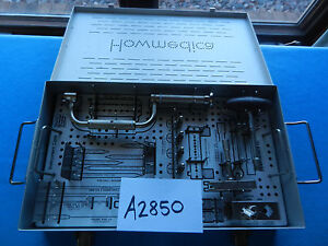 Howmedica Surgical Orthopedic Hoffmann Extermal Fixation System