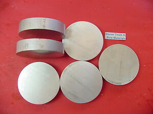 6 Pieces 4 Aluminum 6061 Round Rod 67 Long Solid 4 000 New Lathe Bar Stock