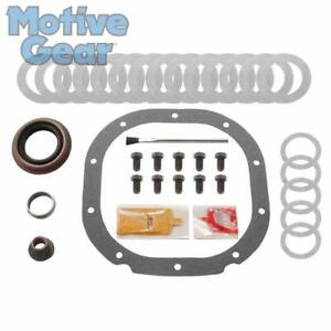 Motive Gear Differential Gear Install Kit F8 8ik For 1990 2010 Ford 8 8