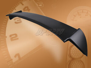 For 09 14 Honda Fit Dx Lx Ev T s Rear Roof Spoiler Wing Lip Abs