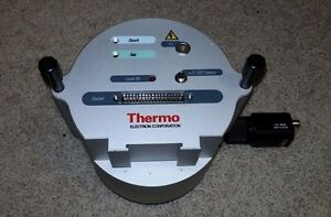 Thermo Electron Corporation Source Mass Spectrometer Finnigan W Camera