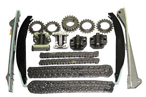 03 07 Ford Gt Mustang Lincoln Navigator 5 4l Dohc 330 Timing Chain Kit