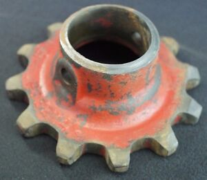 Ih Farmall Super A 100 140 180 Planter Side Dresser Final Drive Gear Sprocket