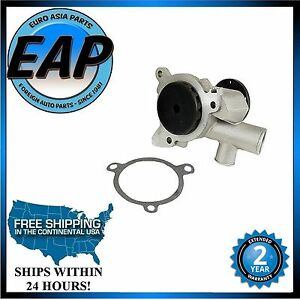 For Bmw 325 325e 325es 325i 325is 528e Engine Water Pump New