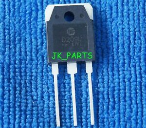 10pcs D209l 2sd209l High Voltage Fast switching Npn Power Transistor To 3p