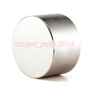 D50mm X 30mm N52 Diameter Round Cylinder Neodymium Permanent Super Magnets