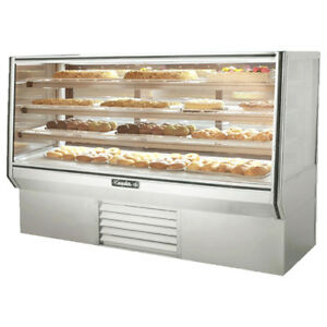 Leader Hbk77 High Bakery Display Case 77 Self Contained