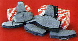 Toyota Oem 2007 12 Yaris Sedan Front Brake Pads
