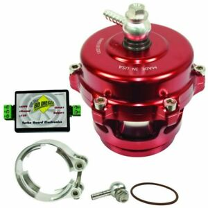 Bd Diesel Turbo Guard Red Valve For 1994 1998 Dodge Ram 5 9l Cummins 5 speed