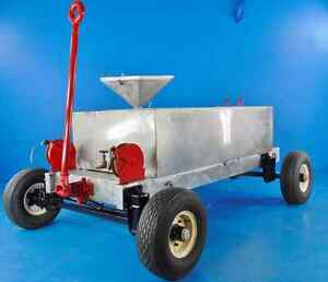 Portable Fuel Oil Tank Aircraft Marine 200 Gal Stainless Tank Aluminum Trailer