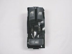 Driver Power Window Switch 1995 1999 Chevy Silverado Pickup C K Z71 Gmc Sierra