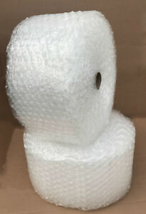 Large Bubble 1 2 x 12 Perforated 250 Ft Moving Shipping Protection