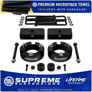 2 Front 1 5 Rear Lift Kit W Diff Drop Kit For 2005 2020 Toyota Tacoma 4x4