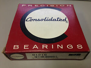 Consolidated Precision Thrust Bearing 81216