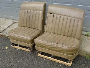 Front Seats For A 1953 Lagonda