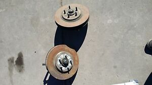 Used 2005 2009 Ford Mustang Gt Front Spindle Knuckle With Rotors