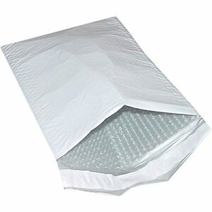 Yens 50 7 Poly Bubble Padded Envelopes Mailers 14 25 X 20