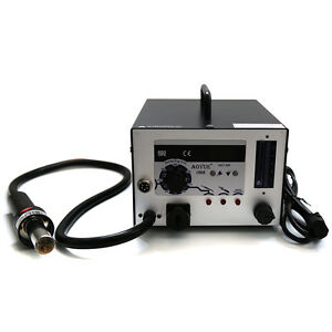 110v Soldering Tool Machine Aoyue Smd smt Hot Air 3 In1 Repair