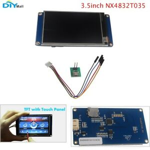 Nextion Nx4832t035 3 5inch 3 5 Usart Hmi Tft Lcd Touch Display Panel Module