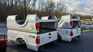 99 16 Ford F 250 F 350 Take Off Bed Lb W Tailgate Taillights Local Pick Up