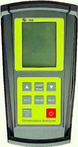 Tpi Test Products International 709 Combustion Efficient Analyzer We Export