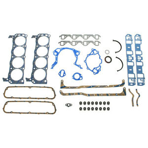Speed Pro Engine Gasket Set 260 1028 Permatorque For 1969 1974 Ford 351w Sbf