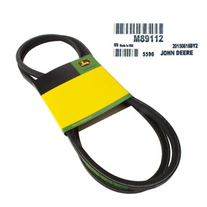 John Deere Original Equipment V belt m89112