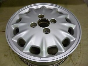 1996 1997 Honda Accord 15 Inch Alloy Wheel Hollander 63753