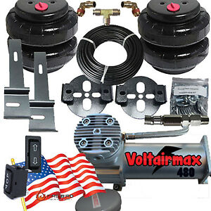 Chassis Tech Towing Air Compressor switch Assist Kit Ford F350 generic Picdc100
