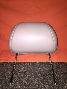 2002 Cadillac Deville Dts Oem Front Seat Head Rest Tan Leather