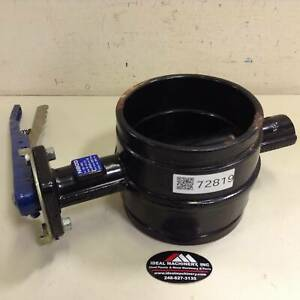 Nibco Butterfly Valve Gd 4765 Used 72819