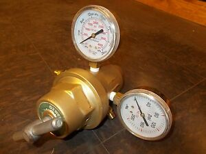 Oxweld R 65 Oxygen Regulator 81b3
