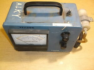 Teledyne Portable Oxygen Analyzer 137396 free Shipping