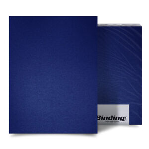 New Par Blue 16mil Sand Poly 8 5 X 14 Binding Covers 25pk Free Shipping