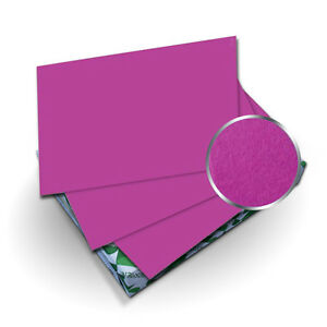 New Astrobrights Planetary Purple 11 X 17 65lb Cover 50pk Free Shipping