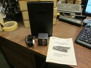 Black Box Rs 232 Current Loop Interface Converter Cl050 9600 Bps New Surplus