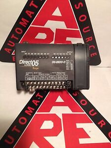 Automation Direct Logic D0 05dd d Plc Module Plc Trainer Koyo D0 05dd d