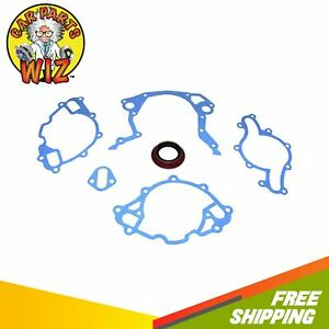 Timing Cover Gasket Set Fits 79 01 Ford Lincoln Bronco Capri 5 0l V8 Ohv 16v
